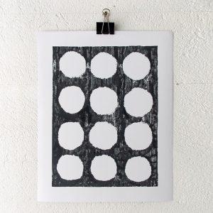 vendredi-poster-noir-blanc-anna-becker