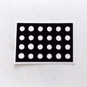 vendredi-anna-becker-dots-postcard